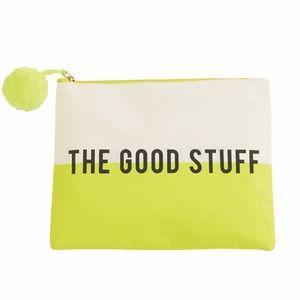 "🆕Mud pie the ""Good Stuff"" Clutch"